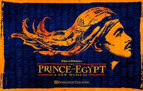 School tickets now on sale for Prince of Egypt in the West End